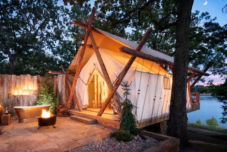 long-creek-glamping-tent-patio-branson