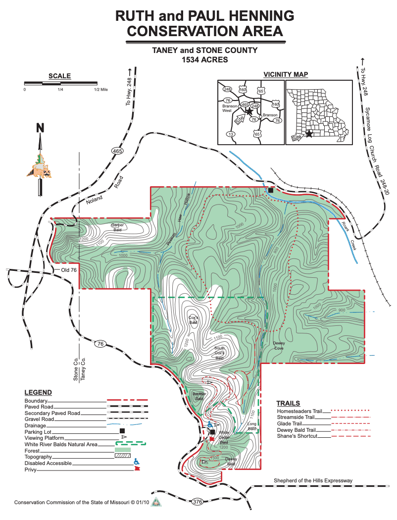 Ruth-Paul-Henning-Conservation-Area