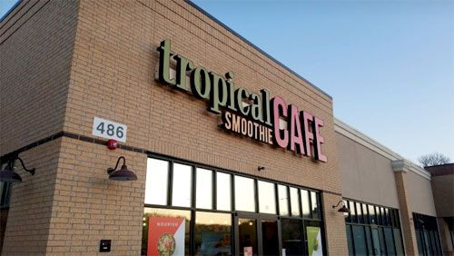 Tropical Smoothie Cafe Branson