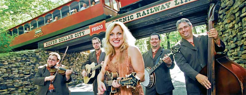 Silver Dollar City Bluegrass and BBQ