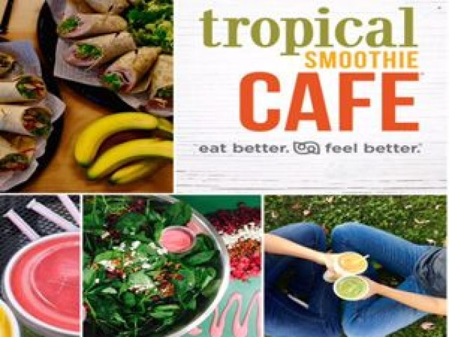 Tropical Smoothie Café – Branson