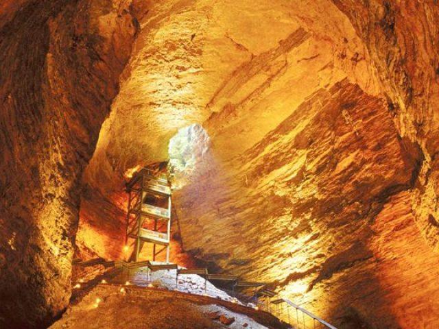 Marvel Cave Park
