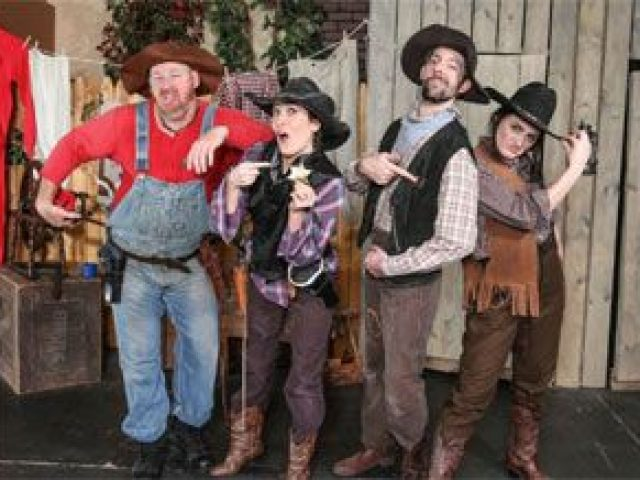Branson Murder Mystery Dinner Theater