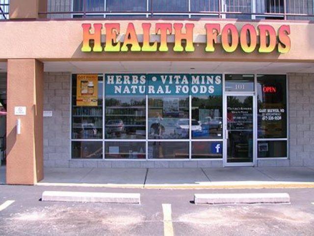 Nature's Sunshine Health Foods